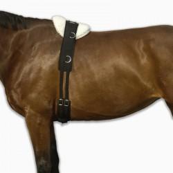 Surfaix de travail poney et cheval équitation noir