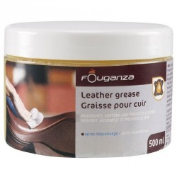 Graisse pour cuir équitation - 500ml