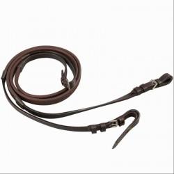 Rênes équitation ESSEN marron - poney