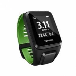 Montre GPS TOMTOM RUNNER 3 Noir / Vert Bracelet Large