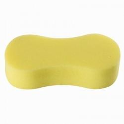 Eponge pour chevaux grand modèle jaune