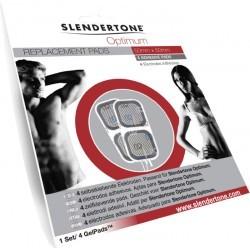 ACCESSOIRE FITNESS   SLENDERTONE ELECTRODES OPTIMUM 5X10