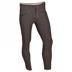 Pantalon équitation homme BASIC marron