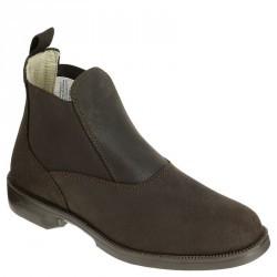 Boots équitation adulte CLASSIC marron