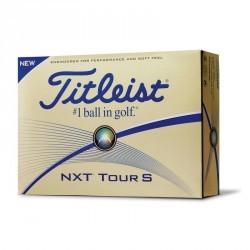 Balles de golf NXT TOUR S x12