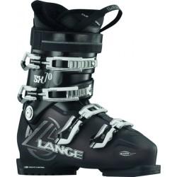 chaussures ski alpin  femme LANGE SX 70 W TR.BLACK