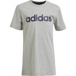 1145N-TEXT MS TSHIRT MC G   ADIDAS YB LIN TEE