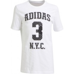 1145N-TEXT MS TSHIRT MC G   ADIDAS NUMBER