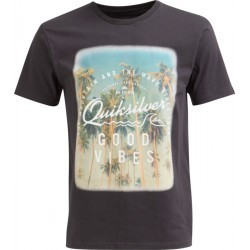 1031N-TEXT LIFESTYLE TSHIRT MC H  homme QUIKSILVER SHD SKY HIGH