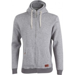 1032N-TEXT LIFESTYLE SWEAT/HOODIE H  homme QUIKSILVER KELLER ZIP