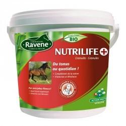 Complément alimentaire pour chevaux NUTRILIFE PLUS - 2,7kg