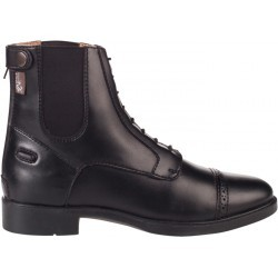 HORZE BOTTINES JODHPUR NOIR SPIRIT