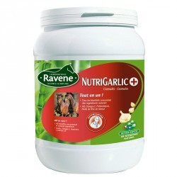 Ail pour chevaux NUTRIGARLIC - 900grs