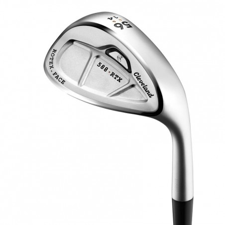 Wedge Golf Homme droitier 588 RTX CB Satin Chrome