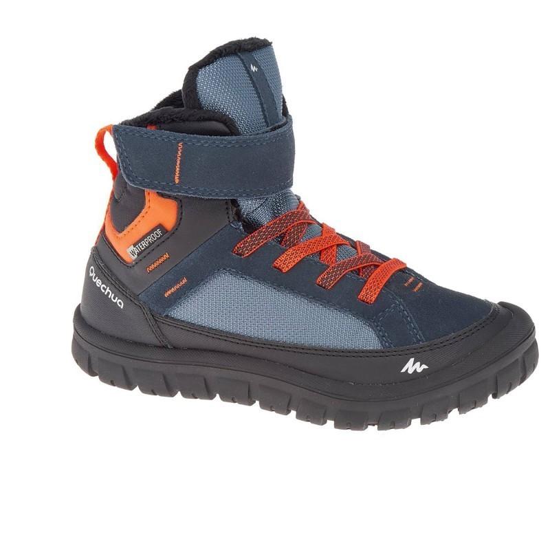 Avis   test - Chaussures de randonnée neige junior SH500 warm ... f8c7e86f2d29