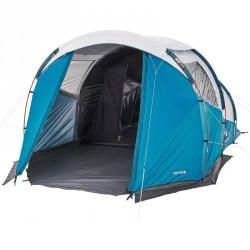 Tente de camping familiale arpenaz 4.1  Fresh & Black   4 personnes