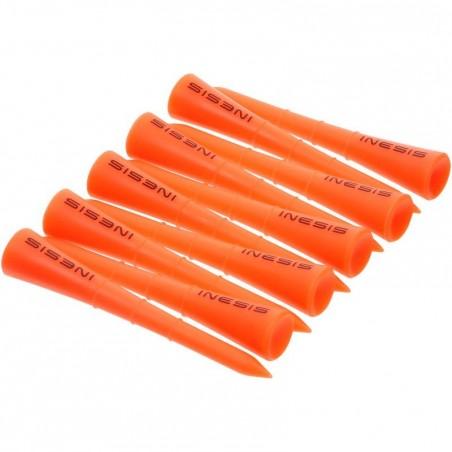 One-Tee 70 MM X10 Orange