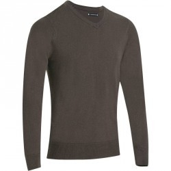 PULL GOLF HOMME 100 GRIS