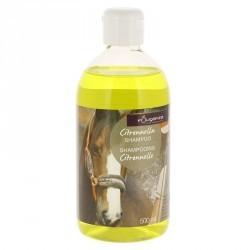 Shampoing équitation chevaux et poneys CITRONNELLE - 500ml