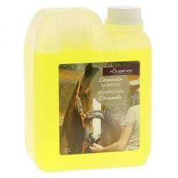 Shampoing équitation chevaux et poneys CITRONNELLE - 2L