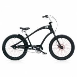 ELECTRA Vélo Complet Beach Cruiser STRAIGHT 8 8I Noir