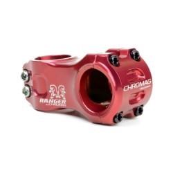 Potence VTT Chromag Ranger V2 31.8 mm 0° Rouge