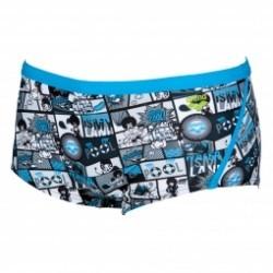 Boxer de bain Arena M Comics Low Waist Short