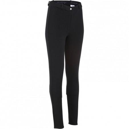 Pantalon équitation femme ACCESSY noir