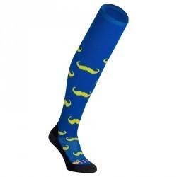 Chaussettes de hockey sur gazon enfant et adulte FH500 moustaches