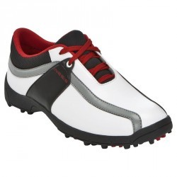 CHAUSSURES GOLF ENFANT 100 BLANCHES