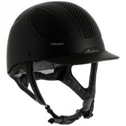 Casque équitation C900 noir