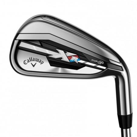 Série de Fers golf Homme droitier XR15 5/PW Graphite R