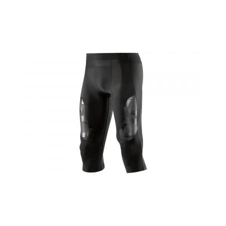 Collant 3/4 de Compression Skins A400 Homme Noir