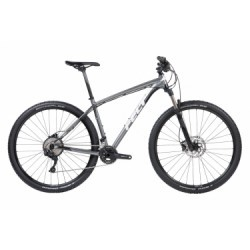 VTT Semi-Rigide Felt Dispatch 9/50 Shimano Deore 10v Charcoal Blanc/Noir 2018