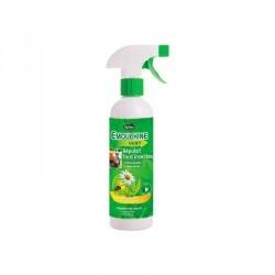 Spray insectifuge équitation chevaux et poneys EMOUCHINE VERT - 500ml