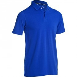 POLO GOLF HOMME 500 JAZZ BLUE