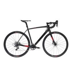 Vélo de Cyclocross Trek Boone 7 Sram Force CX1 2018 Noir / Rouge