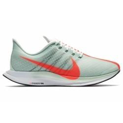 Chaussures de Running Nike Zoom Pegasus Turbo Gris / Rouge