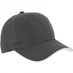 CASQUETTE GOLF 920 GRISE FONCEE