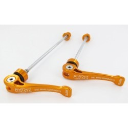 A2Z Serrages rapides axe cromo Orange