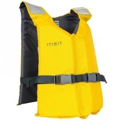 Gilet d'aide à la flottabilité BA 50 N jaune kayak stand up paddle dériveur