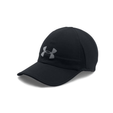 Casquette de Sport Under Armour Shadow 4.0 Run Noir