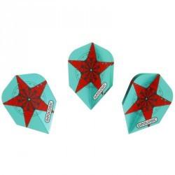 3 PLUMES STANDARD STAR VERT