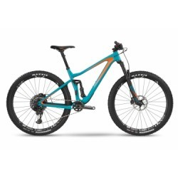 VTT Tout suspendu BMC 2019 Speedfox 01 One 29´´ Sram GX Eagle 12v Bleu