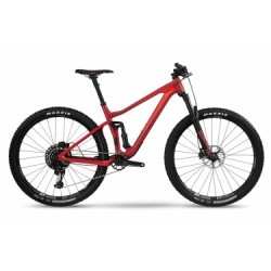 VTT Tout suspendu BMC 2019 Speedfox 02 One 29´´ Sram GX Eagle 12v Rouge