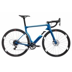 Vélo de Route 3T Strada Pro Force Sram Force 1 11V 2018 Bleu
