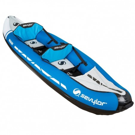 KAYAK gonflable WABASH 1 ou 2 Places