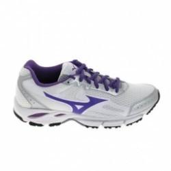 Chaussure de sport MIZUNO Wave Resolute 2 Blanc Violet