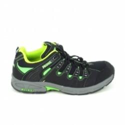 Chaussure de marche Chaussure cadet MEINDL Respond K Noir Vert