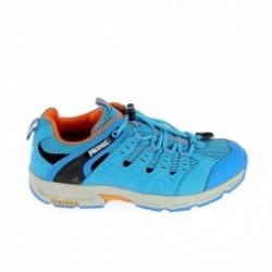 Chaussure de marche Chaussure cadet MEINDL Respond K Bleu Vif